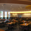 Ames Dining Hall at McKendree University